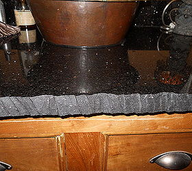 Delightful Have You Ever Seen A Chiseled Edge On Granite Do You Like It I Like It