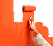 priming sheetrock, paint colors, painting, wall decor, With a first pass distribute the material over the one dip coverage area filling in most everywhere Follow immediately with a second pass evening it out Photo iStockphoto com
