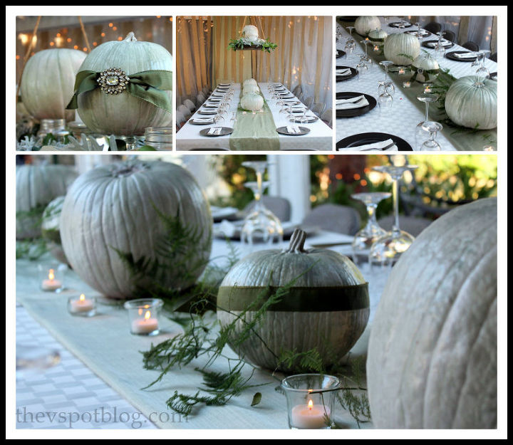 Our Thanksgiving Tablescape.