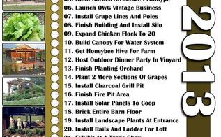 the 2013 diy to do list, gardening, Our 2013 DIY To Do List