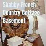 Shabby French Country Cottage Basement
