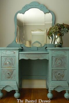 top 2013 picks, painted furniture, The 1930 s Provence Vanity