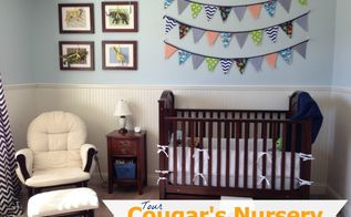 boy s nursery, bedroom ideas, home decor, painted furniture