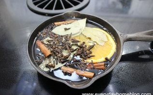 how to make your own autumn boiling spice, crafts, seasonal holiday decor, Bring to a boil then turn the heat down to low and let simmer Refill water as needed You will LOVE this scent