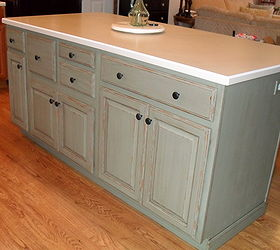 Painting My Kitchen Island With Annie Sloan Chalk Paint, Chalk Paint,  Kitchen Design,