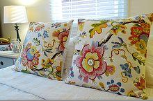 easy sew envelope pillows, crafts, diy, how to, Envelope Pillow Tutorial