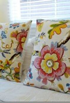 easy sew envelope pillows, crafts, diy, how to, Envelope Pillow Tutorial