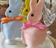 easy no sew egg cozies, crafts, easter decorations, seasonal holiday decor
