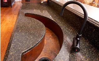 weekend inspiration kitchen countertops, concrete countertops, countertops, kitchen design, Kitchen countertop quartz