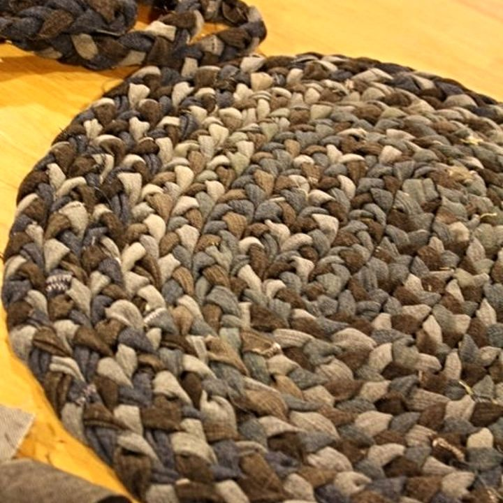 Your Very Own Braided Rug