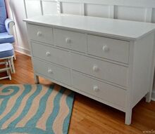 how to build an extra wide simple dresser, diy, painted furniture, woodworking projects