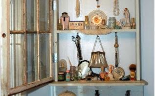 vintage farmhouse bathroom, bathroom ideas, home decor