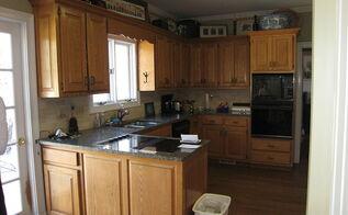 country french kitchen remodel suited for a family of 6, home improvement, kitchen design, kitchen island, The Old Kitchen