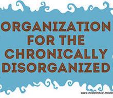 get organized, organizing