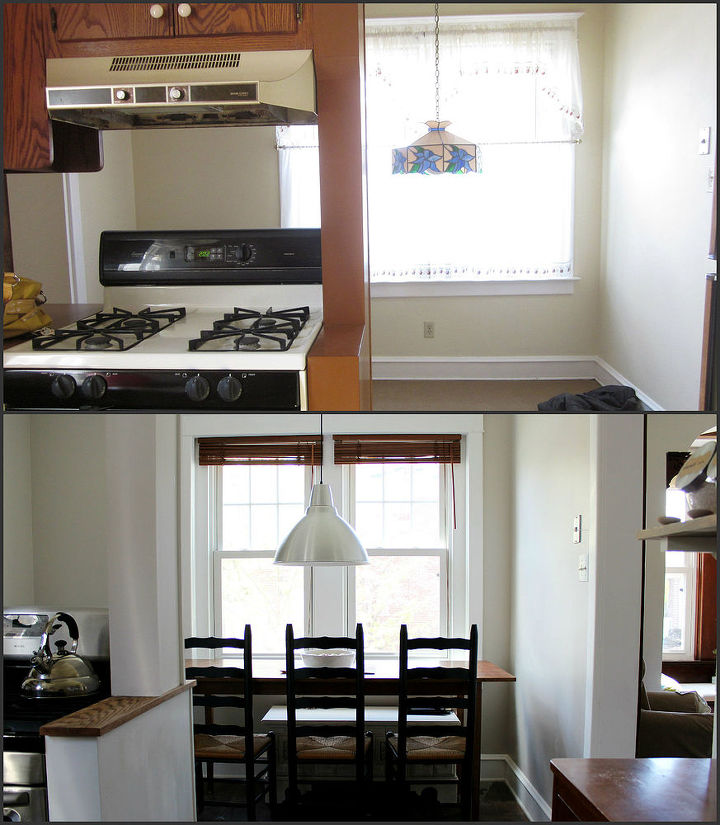 Kitchen Remodel On A Budget Before And After: DIY Kitchen Remodel On A Tight Budget