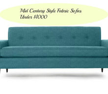 find the perfect modern fabric sofa for less than 1000, home decor, painted furniture
