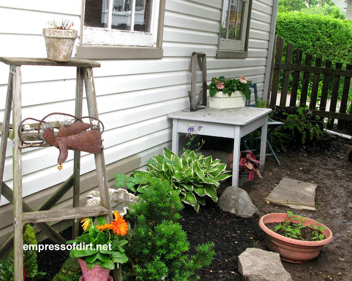Easy To Make Garden Potting Benches – Gardening Benches