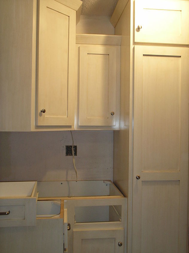 Small Kitchen Remodel Gives Function And Space Hometalk