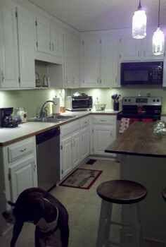 painting kitchen cabinets, kitchen cabinets, kitchen design, kitchen island, painting