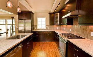 atlanta cape cod renovation and addition, home decor, home improvement, Kitchen