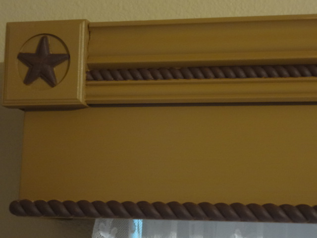 Finished Project Of Cornice Boards For Home Office Hometalk