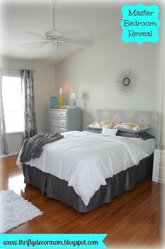 Gray Bedrooms Idea Box By Christina The Frugal Homemaker Hometalk
