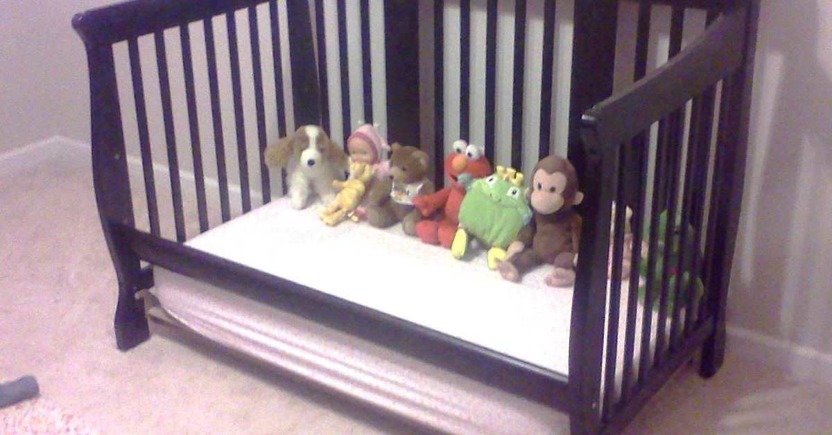 From Crib To Toddler Bed Hometalk