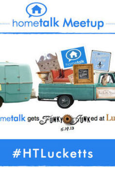 hometalk gets funky junked at lucketts in leesburg virginia, The Lucketts Spring Market is legendary While it s a 2 day event the Hometalk Meetup is Sunday May 19th only Come Sunday