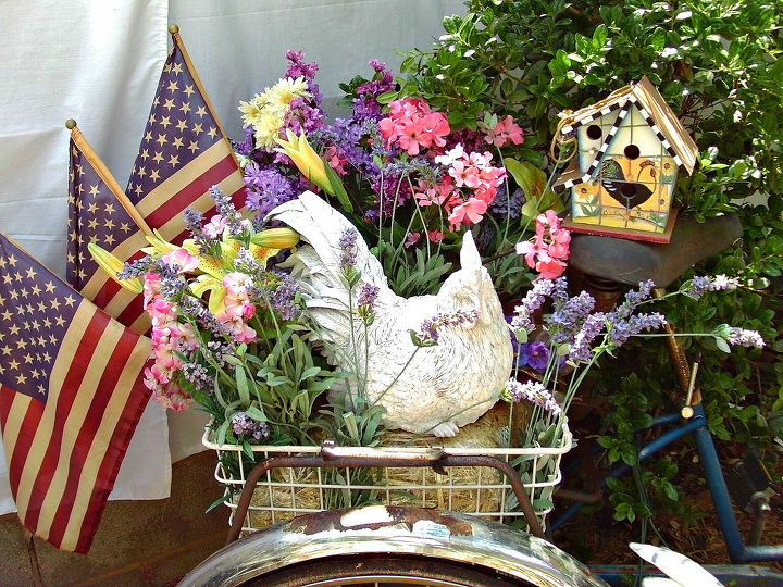 Our New Chicken Coop Hometalk - Chicken co op with flowers