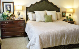 fall in the master bedroom, bedroom ideas, home decor