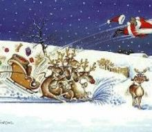 merry christmas look forward to seeing you in 2013, seasonal holiday d cor