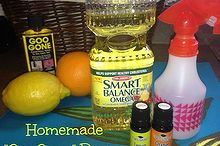 homemade googone recipe, cleaning tips, Homemade GooGone Recipe