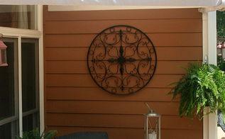 diy summer cabana, crafts, outdoor living, DIY summer cabana top view