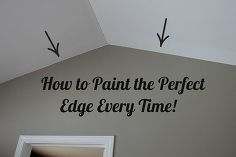 How To Paint A Straight Line On Furniture Without Tape