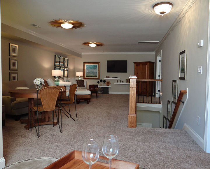 Low Ceiling Solutions The Bonus Room Turns Into Upper Deck Home Improvement Living
