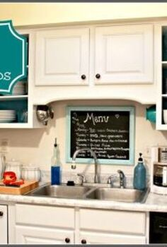 faux granite painted countertops, countertops, painting, After