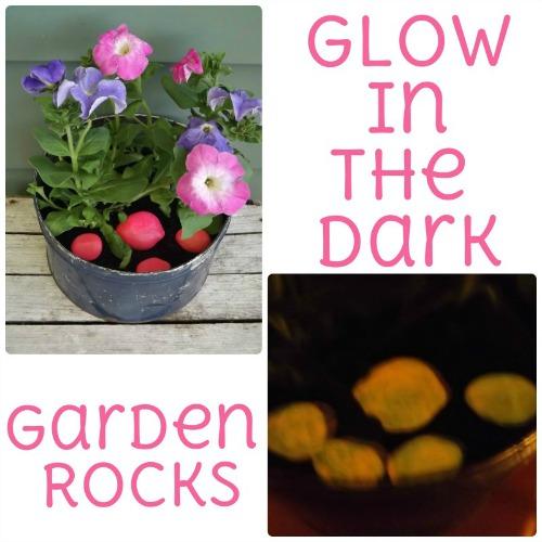 Make glow in the dark garden rocks hometalk for Glow in the dark garden pebbles