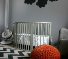 diy ideas for an eclectic nursery, bedroom ideas, home decor
