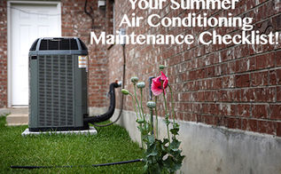ac maintenance checklist for summer, heating cooling, home maintenance repairs
