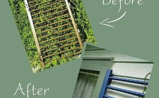 crib to garden trellis diy tutorial from minerva s garden, gardening, repurposing upcycling