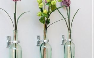 upcycle wine bottles, repurposing upcycling