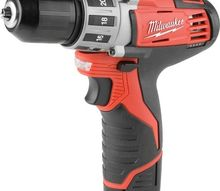 hey hometalkers which one of these tools would you most likely use during your next, tools, That drill driver isn t big enough I need more power I don t think so Tim These compact drill drivers pack more of a punch than you might think Check out what this real user thought