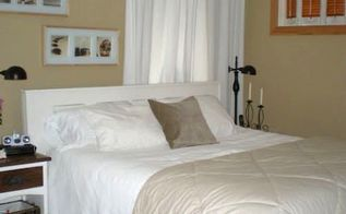 master bedroom makeover, bedroom ideas, home decor, painted furniture, The finished product