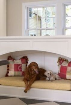 these kitchens have gone to the dogs, kitchen design, kitchen island, pets animals, This space can be easily created with many of the cabinetry lines AK uses and can be tailor made to the size and weight of your pets It s fabulous isn t it