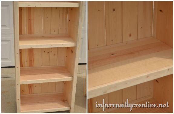 How To Make Tall Bookshelves Hometalk - Tall bookshelves