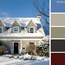 seasonal design tips winterize your home, seasonal holiday decor