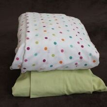 storing sheets in pillowcases, cleaning tips, organizing, Just slip folded flat fitted and any extra pillowcases inside the main pillowcase for a neat packet where everything is together and easy to find