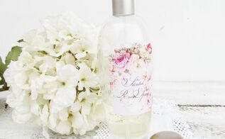 diy scented room spray, cleaning tips, Just 3 ingredients and a couple of minutes of your time is all it takes to make this wonderful room spray