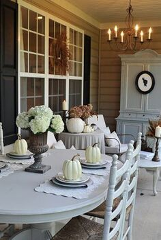 show off and inspire dear lillie, home decor, living room ideas, porches, Love this porch I would spend all my time there