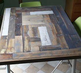 Attractive Reclaimed Wood Table Top Resurface Diy, Diy, Painted Furniture, Repurposing  Upcycling, Woodworking
